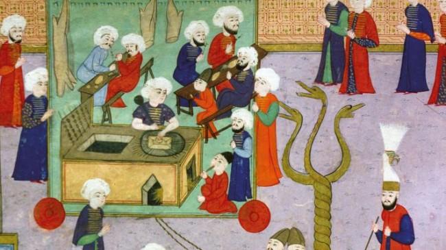 Bereketli İmparatorluk: Osmanlı Mutfağı Tarihi VBKY'de