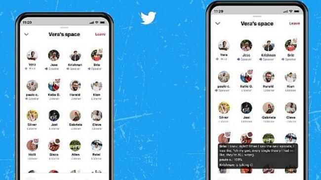 Bir süredir test aşamasında olan Twitter'in sesli sohbet odası özelliği Spaces, bugün itibariyle resmi olarak kullanıma açıldı