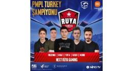 Next Rüya Gaming ilk kez yapılan PUBG MOBILE Pro League Türkiye 1. Sezonunu kazanarak yarışmaya damgasını vurdu.