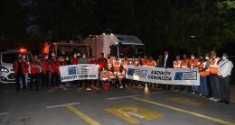 Kadıköy Belediyesi'nde manavgat ve marmaris'e destek