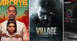 AMD yeni Game Bundle paketinde Far Cry 6 ve Resident Evil Village veriyor