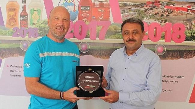 Balıkesir Valisi Hasan Şıldak Assan Foods Fabrikası'nı Ziyaret etti