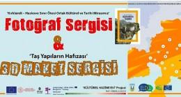 """Taş Yapıların Hafızası"""" sergisi Sokollu'da"""